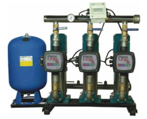 Pressure Boosting Systems